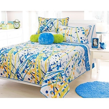 Zoomie Kids Gayle 2 Piece Quilt Set; Full/Double