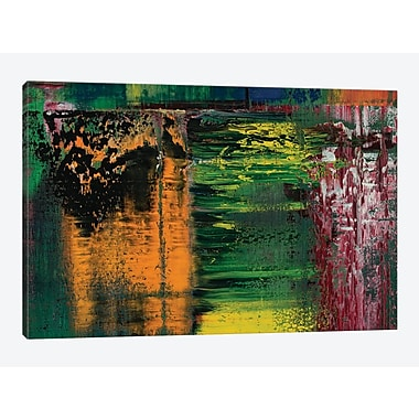 East Urban Home 'Santeria' Painting Print on Canvas; 12'' H x 18'' W x 1.5'' D
