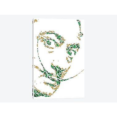 East Urban Home 'Salvador Dali' Graphic Art Print on Canvas; 60'' H x 40'' W x 1.5'' D