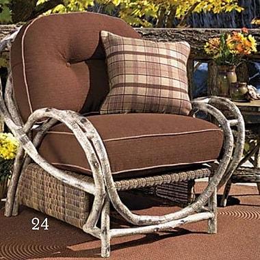Woodard River Run Butterfly Lounge Chair; Bazaar Caf