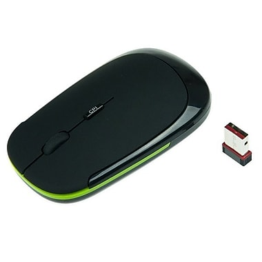 Mmnox – Souris sans fil MSE02B 2,4 GHz, noir (AS-MX-MSE02B)