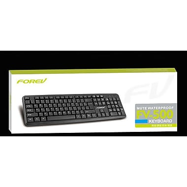 MMNOX OP004 Wired USB 104-key Standard Keyboard (KB-MX-OP004)