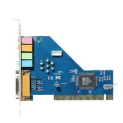MMNOX PCI01 4 Channel Sound Card (SC-MX-PCI01)