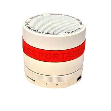 MMNOX S304R Portable Bluetooth Wireless Speaker, Red (SP-MX-304-ASS)