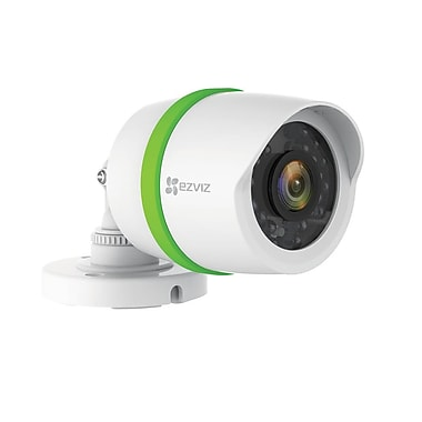 EZVIZ Weatherproof 720p Bullet Add-On Security Camera (BA-201B)