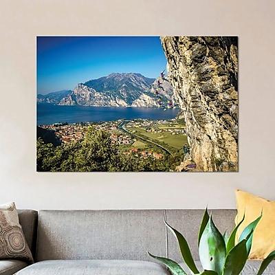 'Chamonix-Mont-Blanc; Auvergne-Rh ne-Alpes Region; France' Photographic Print on Canvas