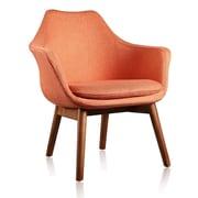 Ceets Cronkite Arm Chair; Orange