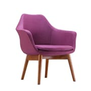 Ceets Cronkite Arm Chair; Lavender