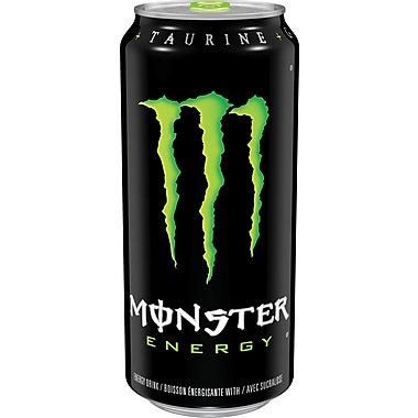 Monster Energy, 4/Pack