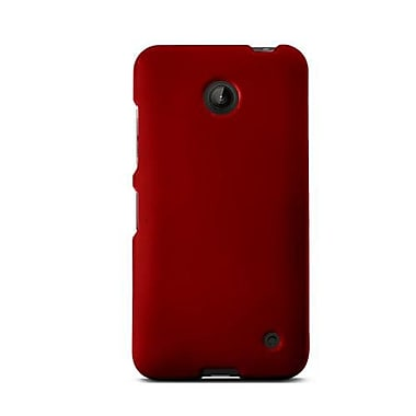 Zanko Cell Phone Fitted Case for Nokia Lumia 635, Red (ZKH-NL635-RD)