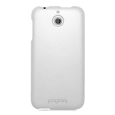 Zanko Cell Phone Fitted Case for HTC Desire 510, White (ZKH-HD510-WH)