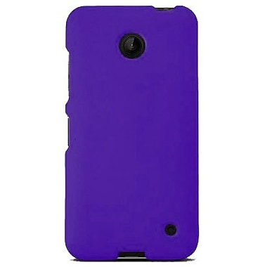Zanko Cell Phone Fitted Case for Nokia Lumia 635, Purple (ZKH-NL635-PR)