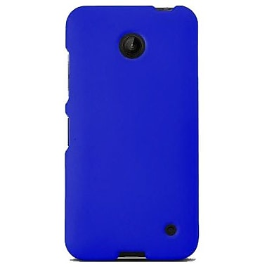 Zanko Cell Phone Fitted Case for Nokia Lumia 635, Dark Blue (ZKH-NL635-DB)