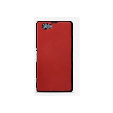 Zanko Cell Phone Fitted Case for Sony Xperia Z3, Red (ZKH-SXZ3-RD)