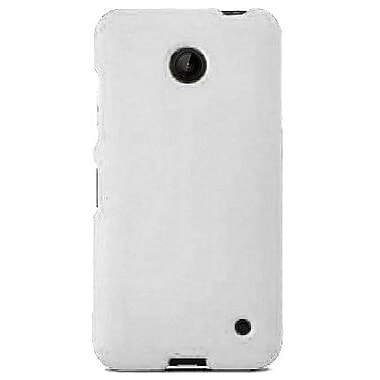 Zanko Cell Phone Fitted Case for Nokia Lumia 635, White (ZKH-NL635-WH)