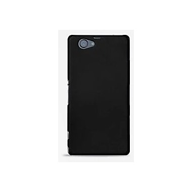Zanko Cell Phone Fitted Case for Sony Xperia Z3, Black (ZKH-SXZ3-BK)