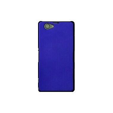 Zanko Cell Phone Fitted Case for Sony Xperia Z3, Dark Blue (ZKH-SXZ3-DB)