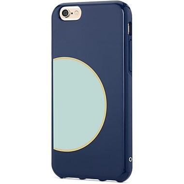 Contour – Étui ajusté Bliss pour Apple iPhone 6/6S Plus, bleu marine/menthe (CDB-231017)