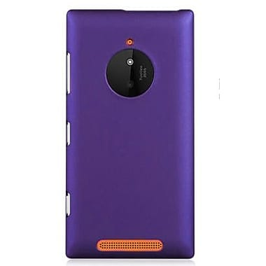 Zanko Cell Phone Fitted Case for Nokia Lumia 830, Purple (ZKH-NL830-PR)