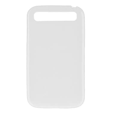 Zanko TPU Cell Phone Fitted Case for BlackBerry Classic, Clear (ZKT-BBC-CL)