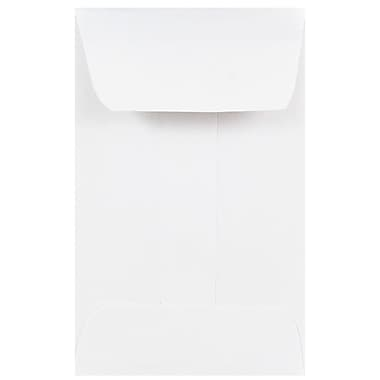 JAM Paper® #1 Coin Envelopes, 2.25
