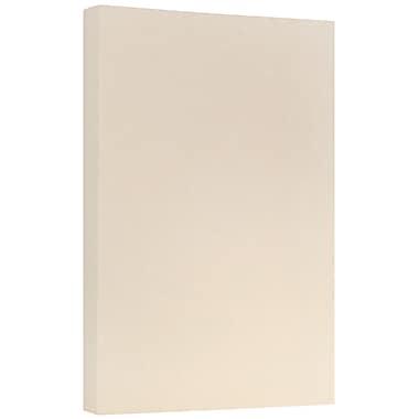 JAM Paper Papier parchemin de format légal, 8,5 x 14 po, 24 lb, naturel, 500/paquet (17132137b)