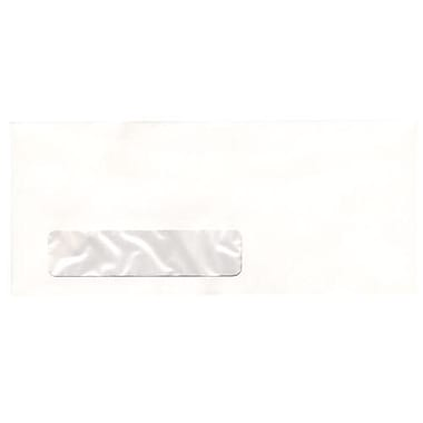 JAM Paper® #10 Window Business Envelopes, 4.125