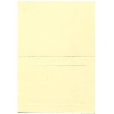 JAM Paper® 4bar Foldover Cards, 3.5