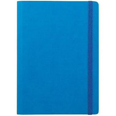 JAM Paper® Premium Soft Touch Journal, Medium, 5