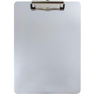 JAM Paper® Aluminum Clipboards, 9