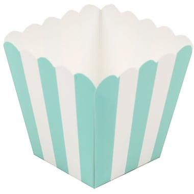 JAM Paper® Popcorn Boxes, 10/Pack