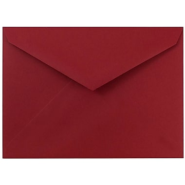 JAM Paper® 8bar V-Flap Envelope, 5.75