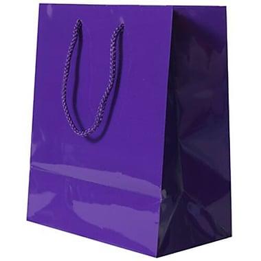 JAM Paper® Glossy Gift Bags, Medium, 8