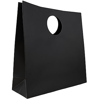 JAM Paper® Heavy Duty Die Cut Gift Bags, Medium, 12