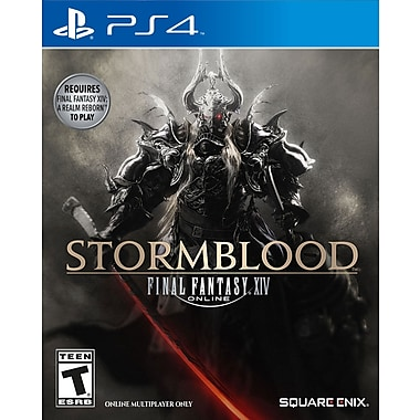 Final Fantasy XIV:Stormblood PS4