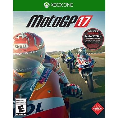 Jeu – Moto GP17 pour Xbone