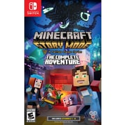 Jeu Minecraft Story Mode Complete Adventure pour Nintendo Switch