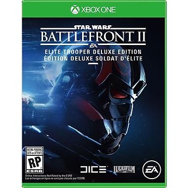 Star Wars Battlefront II Elite Trooper Deluxe Edition Xbone