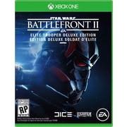 Star Wars Battlefront II Elite Trooper Deluxe Edition Xbone