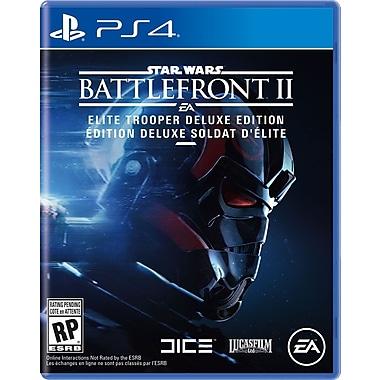 Star Wars Battlefront II Elite Trooper Deluxe Edition PS4