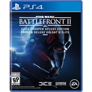 Star Wars Battlefront II Elite Trooper Deluxe Edition PS4