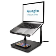 Kensington SmartFit Laptop Riser with Wireless Phone Charging Pad (52784)