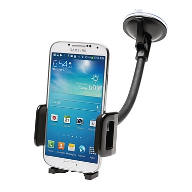 Kensington Universal Windshield/Vent Car Mount for Smartphones (39217)