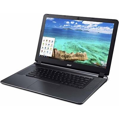 Refurbished Acer Chromebook, CB3-532-C47C, 15.6