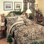 Realtree Max-4 Comforter Set; Full