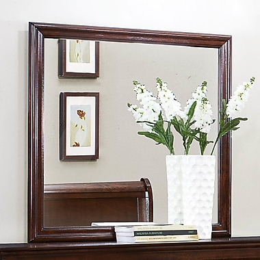 Woodhaven Hill Mayville Square Dresser Mirror