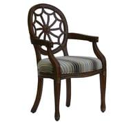 Astoria Grand Massi Chenille Arm Chair