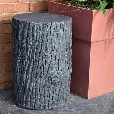 Loon Peak Walnut Creek Tree Stump Side Table