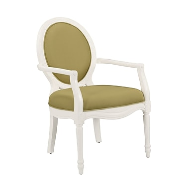 Ophelia & Co. Addilyn Arm Chair; Cucumber
