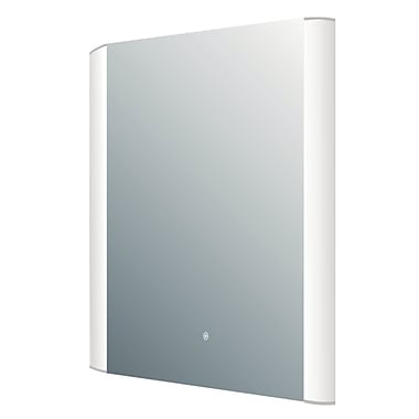 Rebrilliant LED Rectangle Accent Wall Mirror